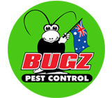 Bugz Pest Control Logo